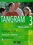 Tangram Aktuell 3 Kursbuch + Arbeitsbuch Lektion 1 - 4 w sklepie internetowym Booknet.net.pl