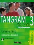 Tangram Aktuell 3 Kursbuch + Arbeitsbuch Lektion 5 - 8 w sklepie internetowym Booknet.net.pl