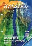 Notatki z lekcji Geografia fizyczna z geologią w sklepie internetowym Booknet.net.pl