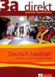 Direkt 3a podręcznik z ćwiczeniami do języka niemieckiego z płytą CD gratis w sklepie internetowym Booknet.net.pl