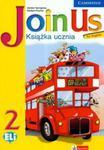 Join Us 2 książka ucznia z płytą CD w sklepie internetowym Booknet.net.pl
