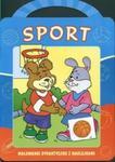 Sport. Malowanki dydaktyczne z naklejkami w sklepie internetowym Booknet.net.pl