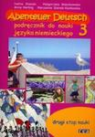 Abenteuer Deutsch podręcznik 3 w sklepie internetowym Booknet.net.pl