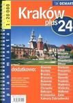 Kraków plus 24 1:20 000 plan miasta w sklepie internetowym Booknet.net.pl