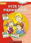 Uczę się pięknie pisać. Nasza szkoła. w sklepie internetowym Booknet.net.pl