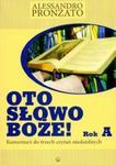 Oto słowo Boże Rok A w sklepie internetowym Booknet.net.pl