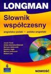 Longman Słownik współczesny angielsko-polski polsko-angielski z płytą CD w sklepie internetowym Booknet.net.pl