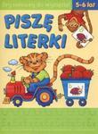 Piszę literki 5-6 lat w sklepie internetowym Booknet.net.pl
