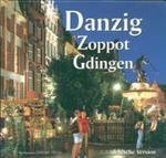 Danzig Zoppot Gdingen Gdańsk Sopot Gdynia wersja niemiecka w sklepie internetowym Booknet.net.pl