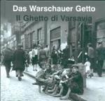 Das Warschauer Getto Il Ghetto di Varsavia Getto Warszawskie wersja niemiecko włoska w sklepie internetowym Booknet.net.pl
