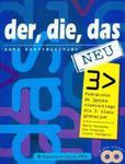 Der die das neu 3. Podręcznik z płytą CD. Klasa 3 w sklepie internetowym Booknet.net.pl
