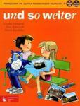 Und so weiter 1 podręcznik do języka niemieckiego dla klasy 4 z płytą CD w sklepie internetowym Booknet.net.pl