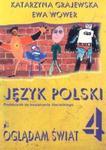 Oglądam świat 4 Język polski Podręcznik do kształcenia literackiego w sklepie internetowym Booknet.net.pl