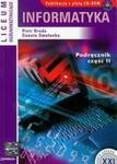 Informatyka część 2 Podręcznik z płytą CD w sklepie internetowym Booknet.net.pl