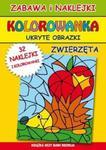 Ukryte obrazki Zwierzęta w sklepie internetowym Booknet.net.pl