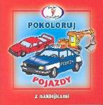 Pokoloruj Pojazdy w sklepie internetowym Booknet.net.pl