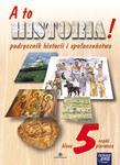 A to historia! - podręcznik historii i społeczeństwa, klasa 5, część 1 w sklepie internetowym Booknet.net.pl