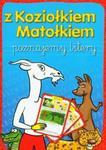Z Koziołkiem Matołkiem poznajemy litery w sklepie internetowym Booknet.net.pl