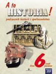 A to historia Klasa 6, część 1. Podręcznik w sklepie internetowym Booknet.net.pl