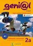 Genial Kompakt 2A. Gimnazjum. Język niemiecki. Podręcznik z ćwiczeniami (+CD) w sklepie internetowym Booknet.net.pl