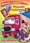 Pojazdy ciężarowe naklejki w sklepie internetowym Booknet.net.pl