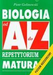 Biologia A-Z Repetytorium Matura w sklepie internetowym Booknet.net.pl