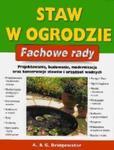 Staw w ogrodzie w sklepie internetowym Booknet.net.pl
