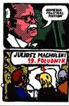 19 południk. Komedia political fiction w sklepie internetowym Booknet.net.pl