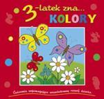 3- latek zna Kolory w sklepie internetowym Booknet.net.pl