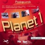 Planet 1 Płyta CD Podręcznik w sklepie internetowym Booknet.net.pl