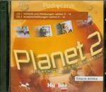 Planet 2 Płyta CD Podręcznik A1 w sklepie internetowym Booknet.net.pl
