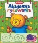 Akademia rysowania 4-latka w sklepie internetowym Booknet.net.pl