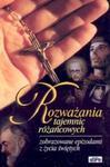 Rozważania tajemnic różańcowych zobrazowane epizodami z życia świętych w sklepie internetowym Booknet.net.pl