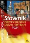 Multimedialny słownik niemiecko-polski polsko-niemiecki PWN (Płyta CD) w sklepie internetowym Booknet.net.pl