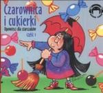 Czarownica i cukierki 1 Opowieści dla starszakow CD w sklepie internetowym Booknet.net.pl
