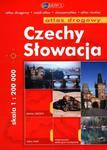 Czechy i Słowacja. Atlas drogowy w skali 1:200 000 w sklepie internetowym Booknet.net.pl