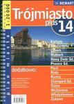 Trójmiasto plus 14 1:20 000 plan miasta w sklepie internetowym Booknet.net.pl