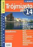 Trójmiasto plus 14. Plan miasta 1:20 000 w sklepie internetowym Booknet.net.pl
