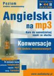 Angielski na MP3 Konwersacje dla średniozaawansowanych (Płyta CD) w sklepie internetowym Booknet.net.pl