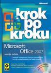 Krok po kroku Microsoft Office 2007 + CD w sklepie internetowym Booknet.net.pl