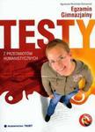 Testy z przedmiotów humanistycznych Egzamin gimnazjalny w sklepie internetowym Booknet.net.pl