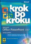 Microsoft Office PowerPoint 2007 + CD w sklepie internetowym Booknet.net.pl