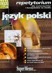 Język polski Repetytorium dla maturzystów i kandydatów na studia CD w sklepie internetowym Booknet.net.pl