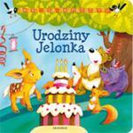 Bajki dla najmłodszych Urodziny jelonka w sklepie internetowym Booknet.net.pl