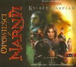 Opowieści z Narnii Książę Kaspian (Płyta CD) w sklepie internetowym Booknet.net.pl