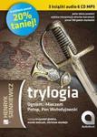 Trylogia Ogniem i mieczem Potop Pan Wołodyjowski (Płyta CD) w sklepie internetowym Booknet.net.pl