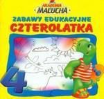 Zabawy edukacyjne czterolatka w sklepie internetowym Booknet.net.pl