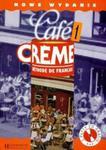 Cafe Creme 1 Podręcznik ucznia z płytą CD w sklepie internetowym Booknet.net.pl