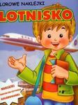 Lotnisko Kolorowe naklejki w sklepie internetowym Booknet.net.pl