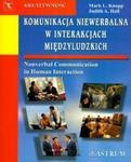 Komunikacja niewerbalna w interakcjach międzyludzkich w sklepie internetowym Booknet.net.pl
